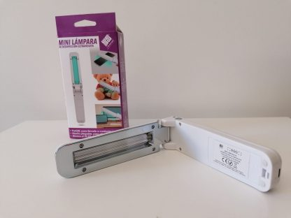 lampara uv masical